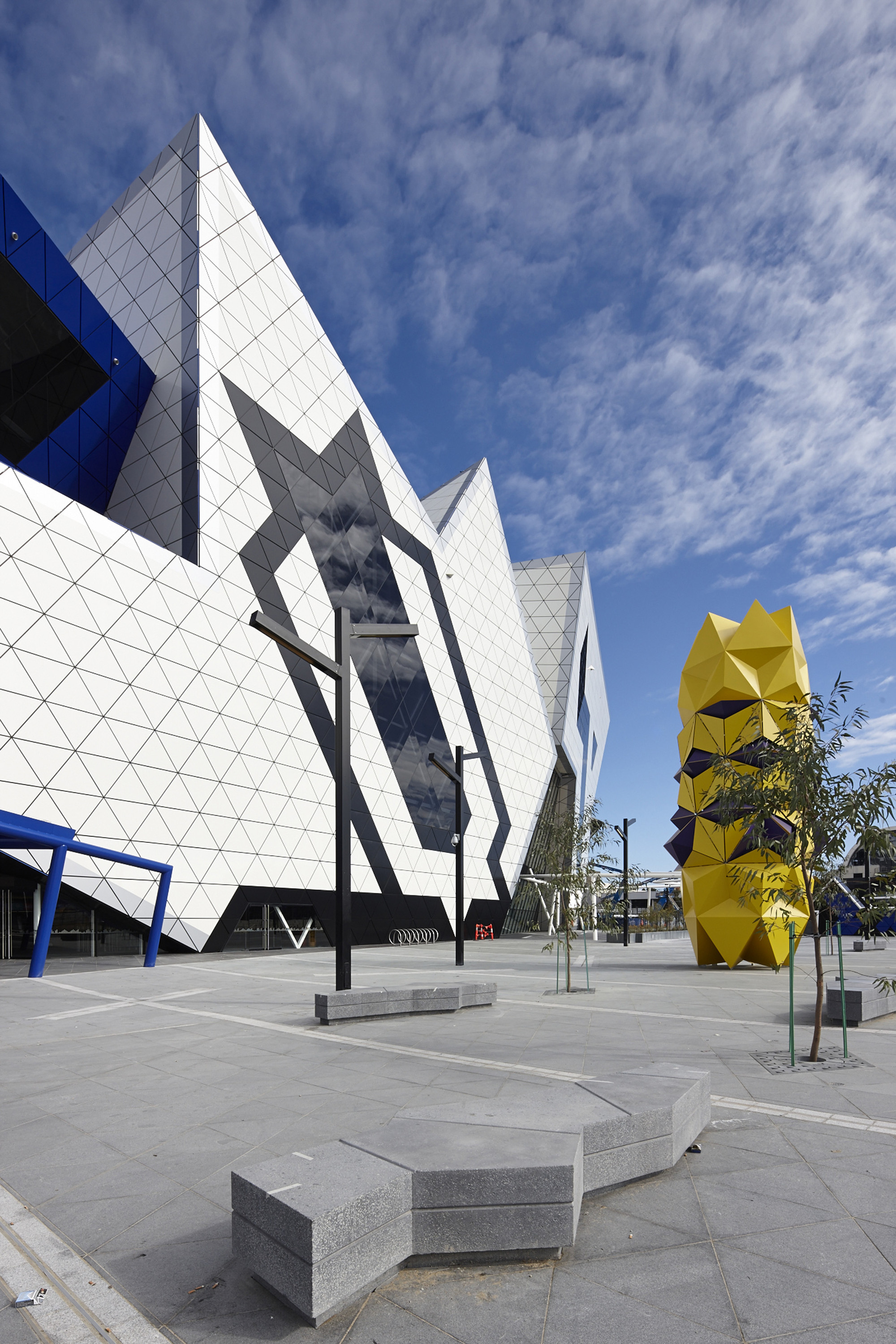 Gallery of perth arena arm architecture ccn 8 for Architecture firms perth