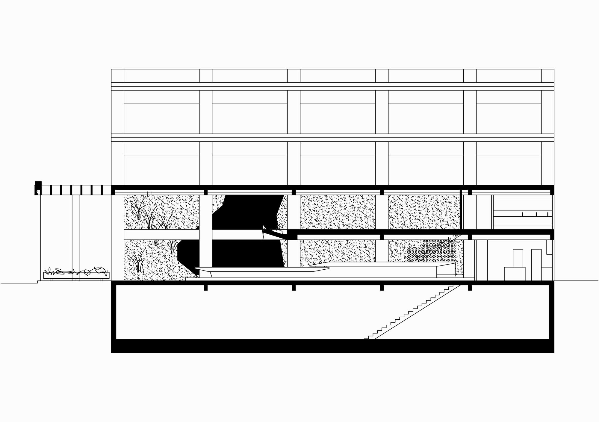 Gallery of coffee shop 314 architecture studio 11 for Studio 11 architecture