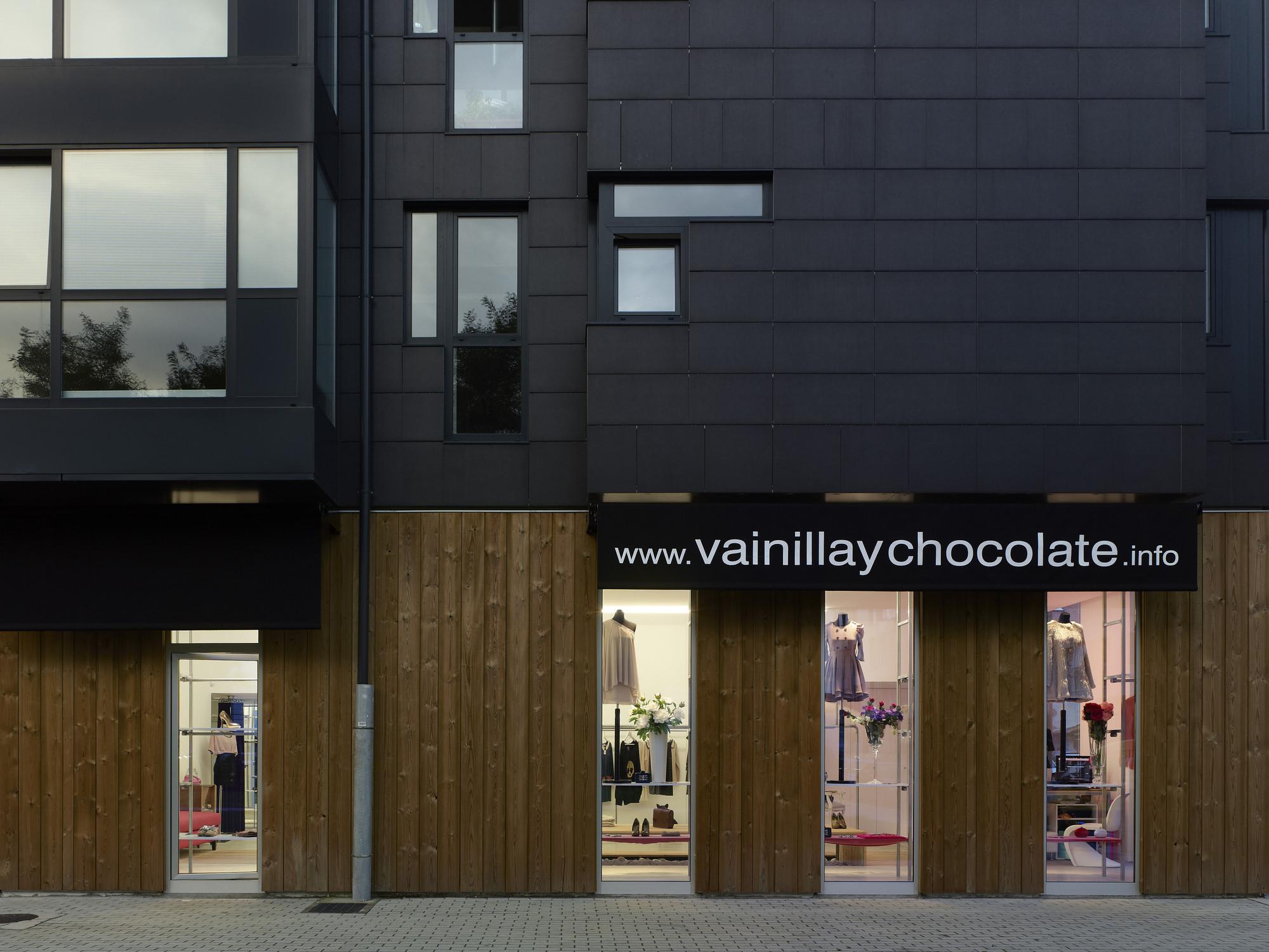 Acondicionamiento Vainilla & Chocolate / SALGADO E LIÑARES S.L.P., © Héctor Santos-Díez