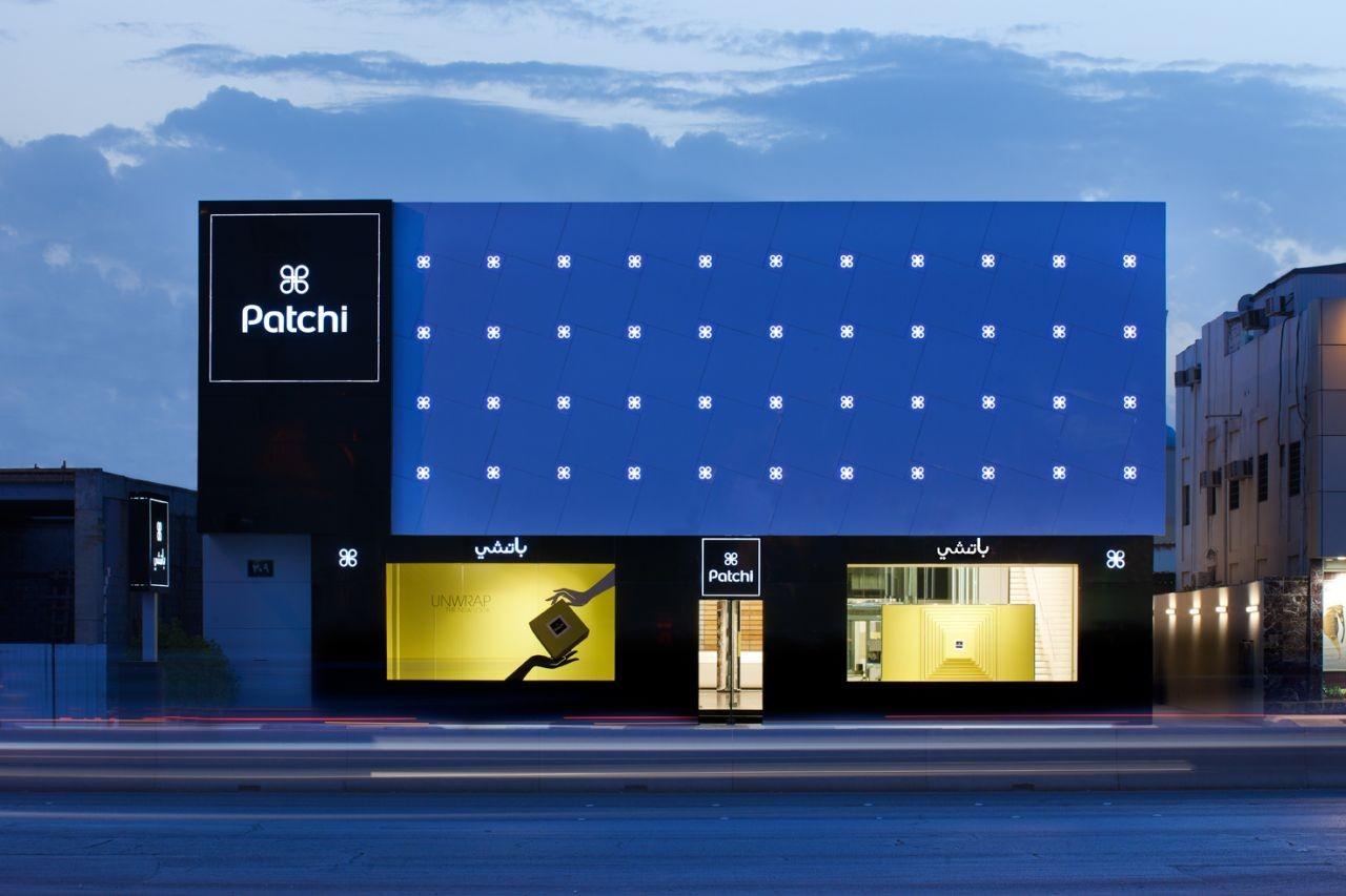 Takhassussi Patchi Shop / Lautrefabrique Architectes, © Luc Boegly