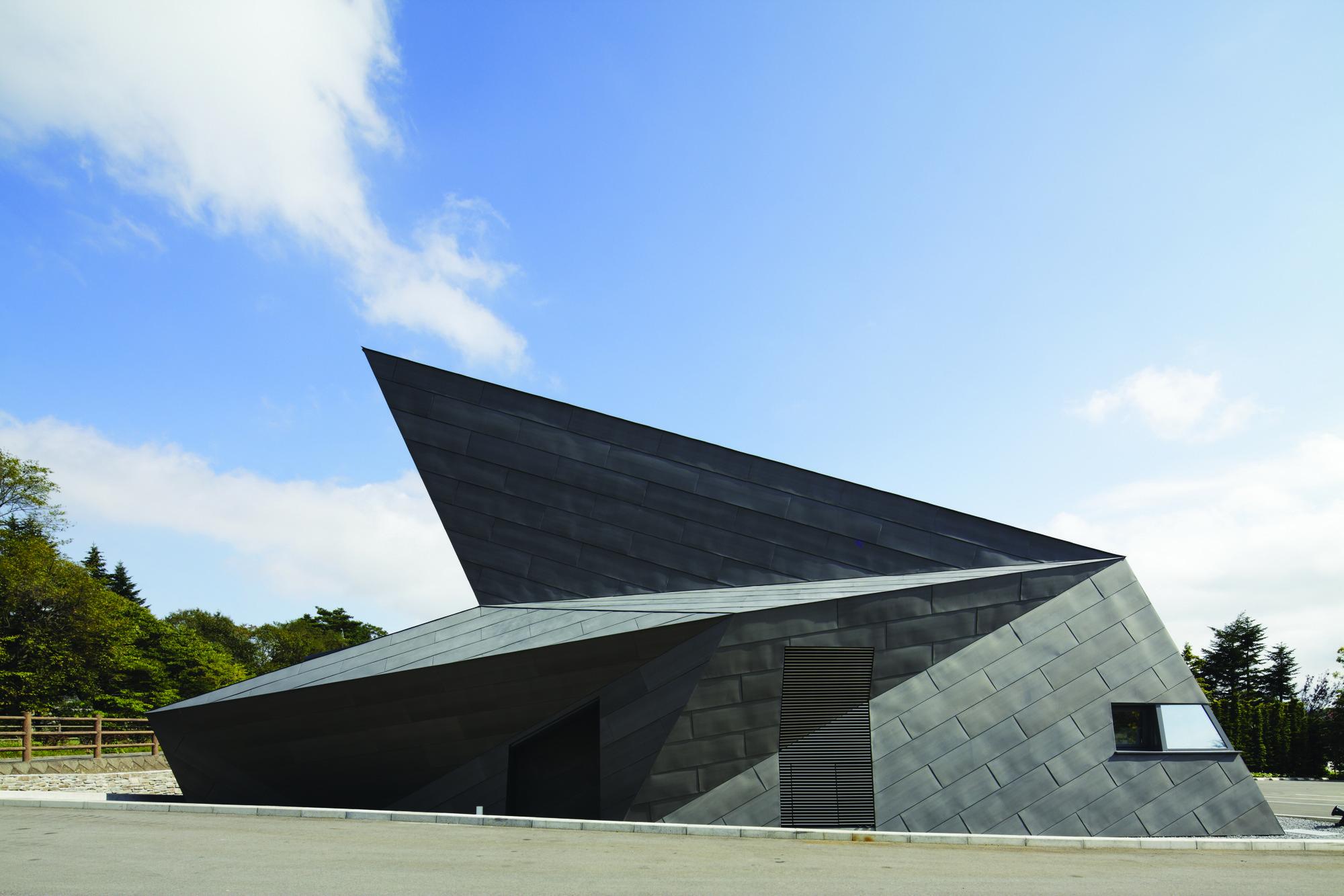 karuizawa museum complex yasui hideo atelier archdaily