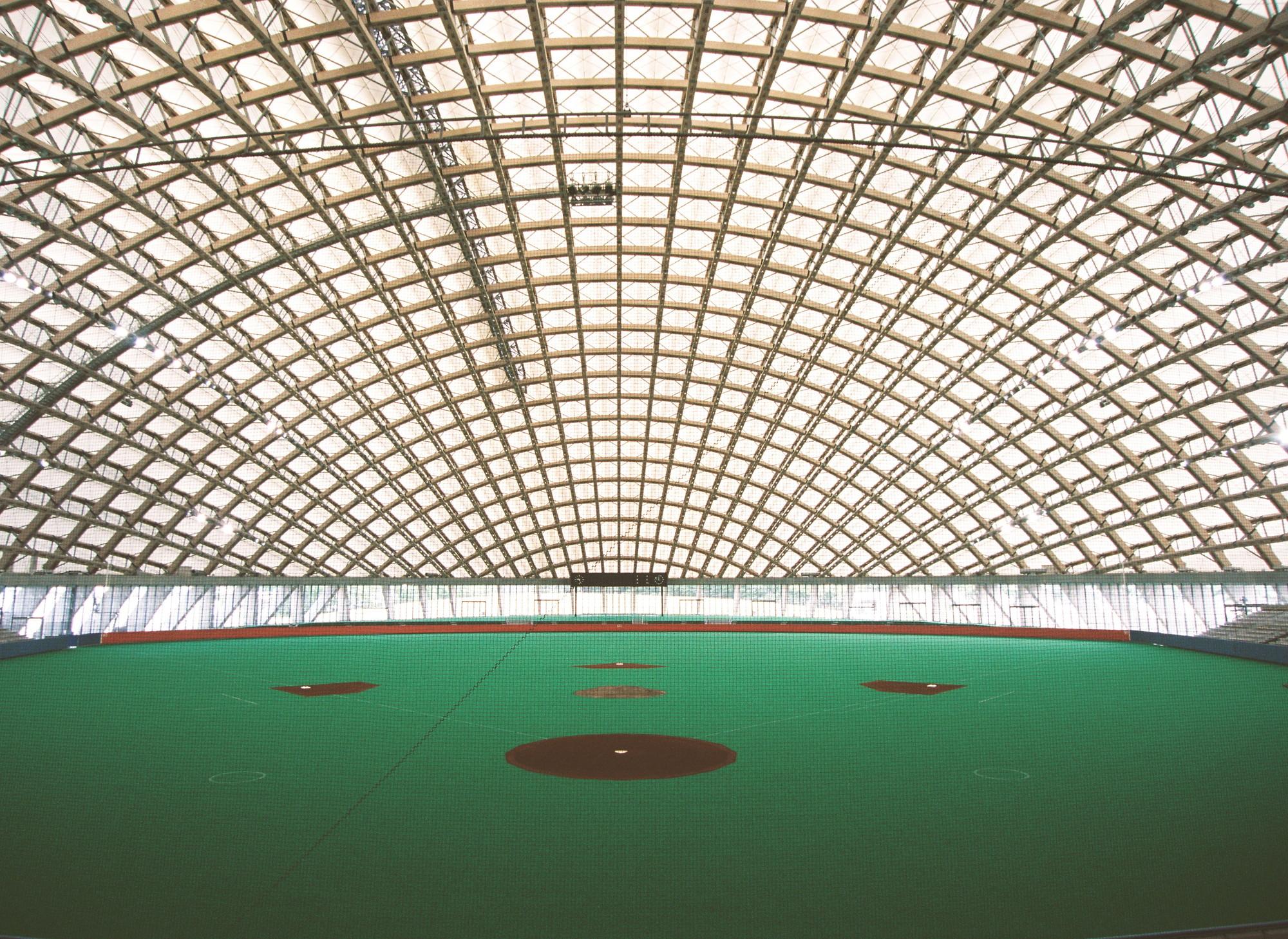 AD Classics: Odate Dome / Toyo Ito, © Mikio Kamaya