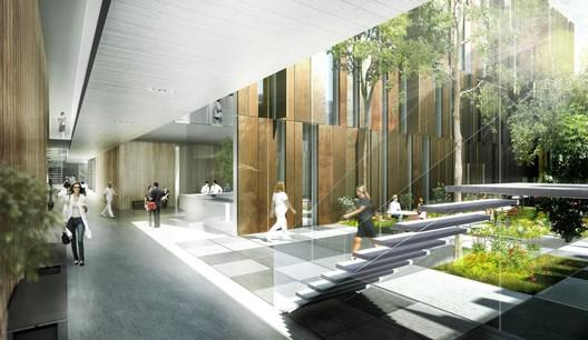 Courtesy of Schmidt Hammer Lassen Architects