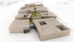 Day Care Village Competition Entry / PRAUD