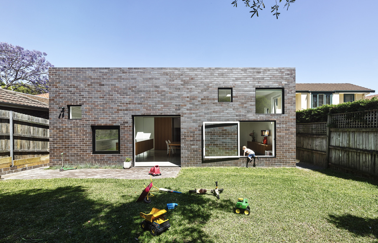 House boone murray tribe studio architects archdaily - Maison boone murray tribe studio architects ...
