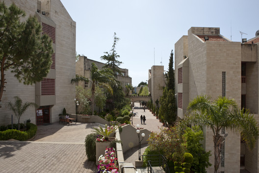 The Lebanese American University Campus in Byblos. Image © Nadim Asfar