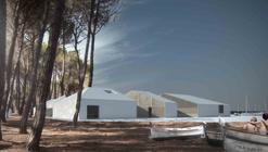 Ganador Concurso Península de Sancti-Petri / BAKPAK Architects