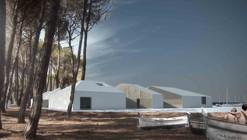 Península of Sancti-Petri Winning Proposal / BAKPAK Architects