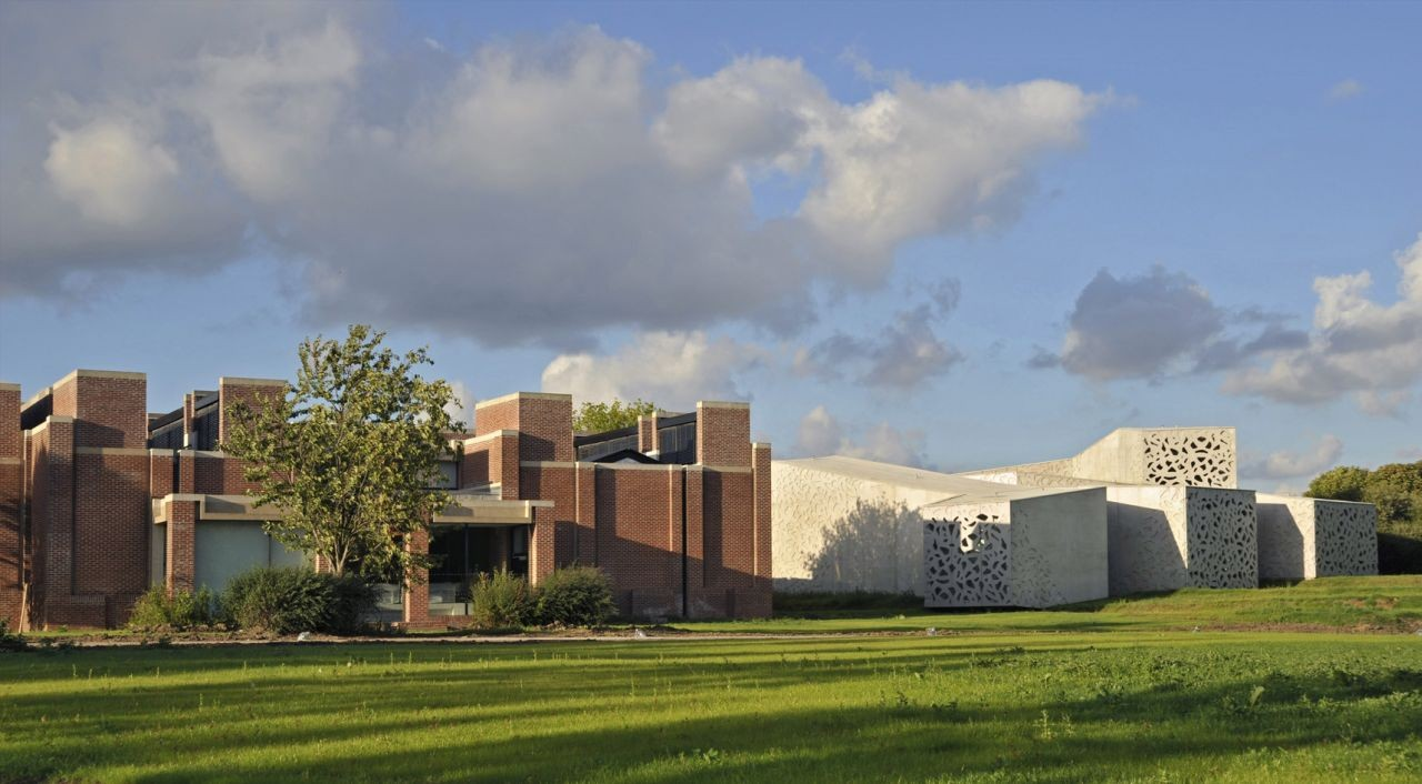 Lille modern art museum manuelle gautrand architecture archdaily - Cabinet d architecture lille ...