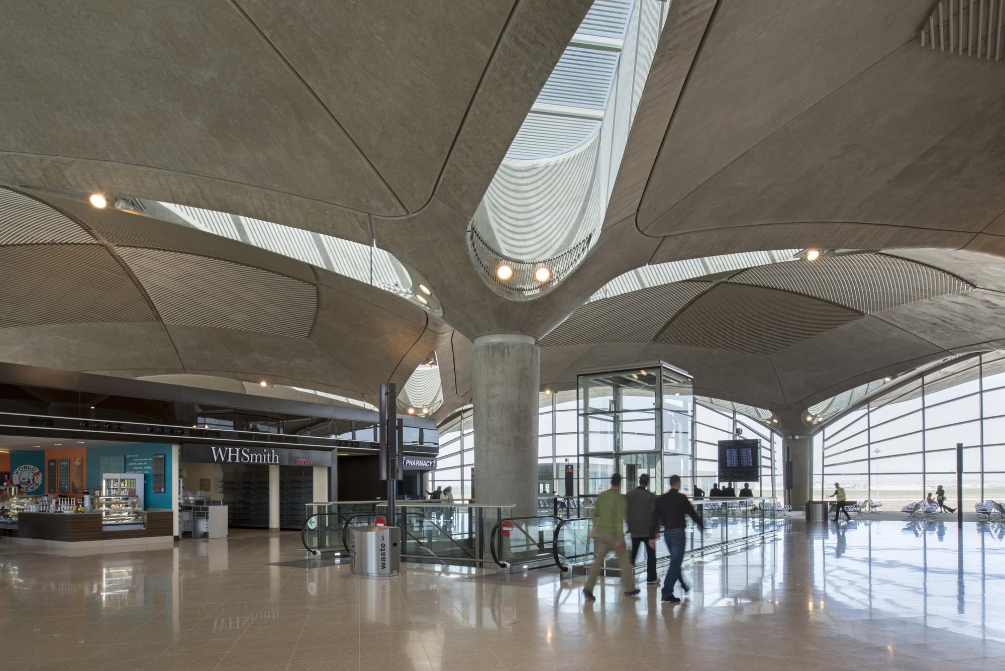 Gallery Of Queen Alia International Airport Foster