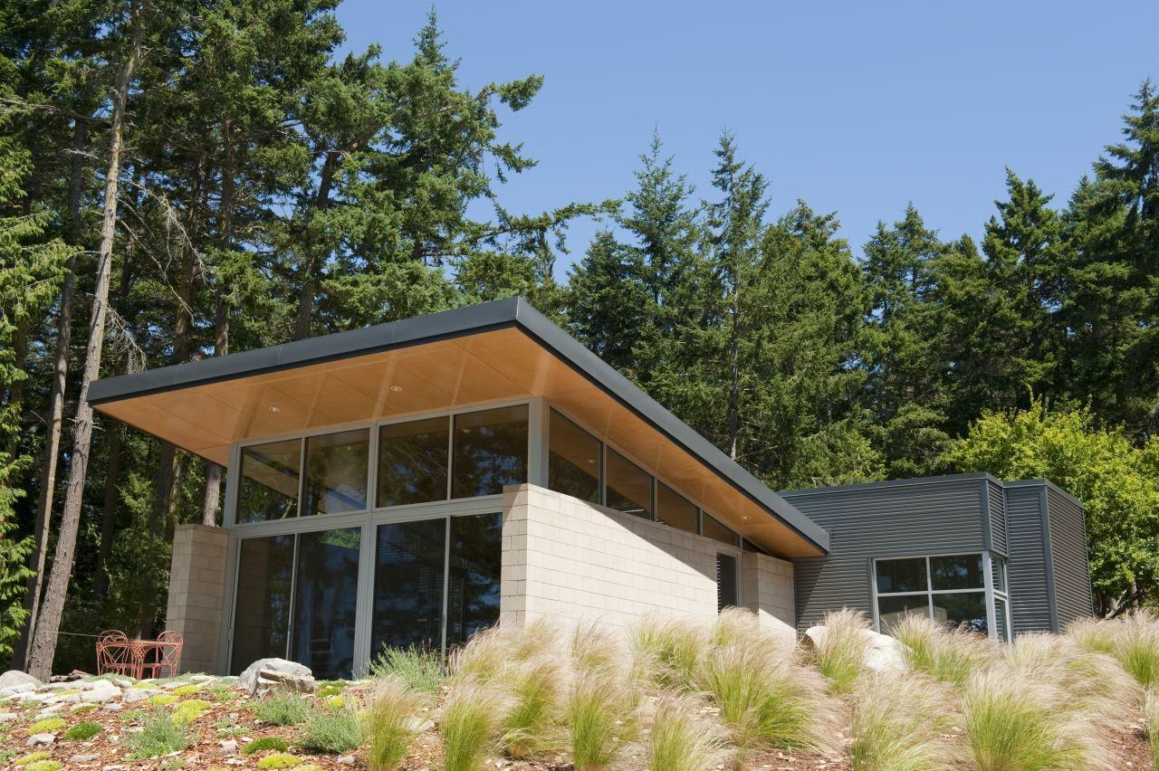 Gallery Of Lopez Island Cabin Stuart Silk Architects 6