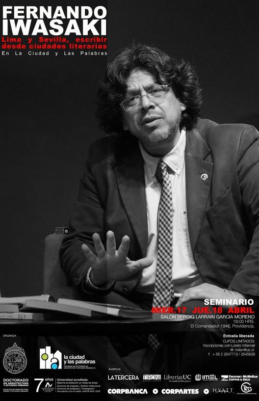 Seminario: La ciudad y las Palabras / Fernando Iwasaki