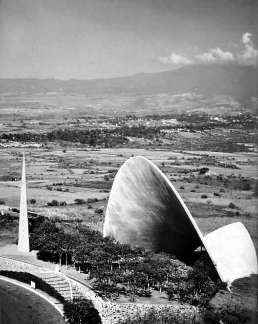 III Congreso Internacional de Arquitectura Religiosa Contemporánea / Sevilla, Cortesia de CIARC