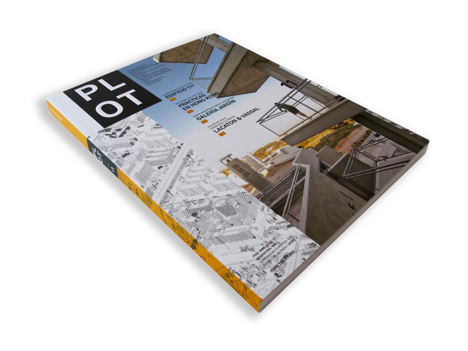 Revista PLOT #11 2013