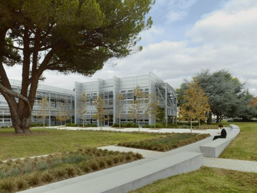William McDonough to be Stanford University's First Living Archive, NASA Sustainability Base / William McDonough + Partners and AECOM