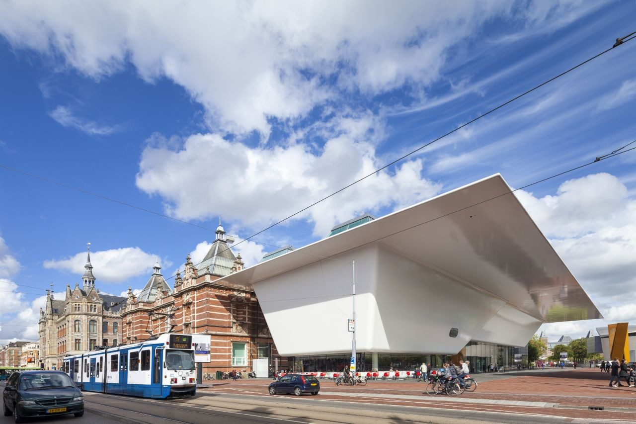 Gallery of stedelijk museum amsterdam benthem crouwel for Amsterdam museum