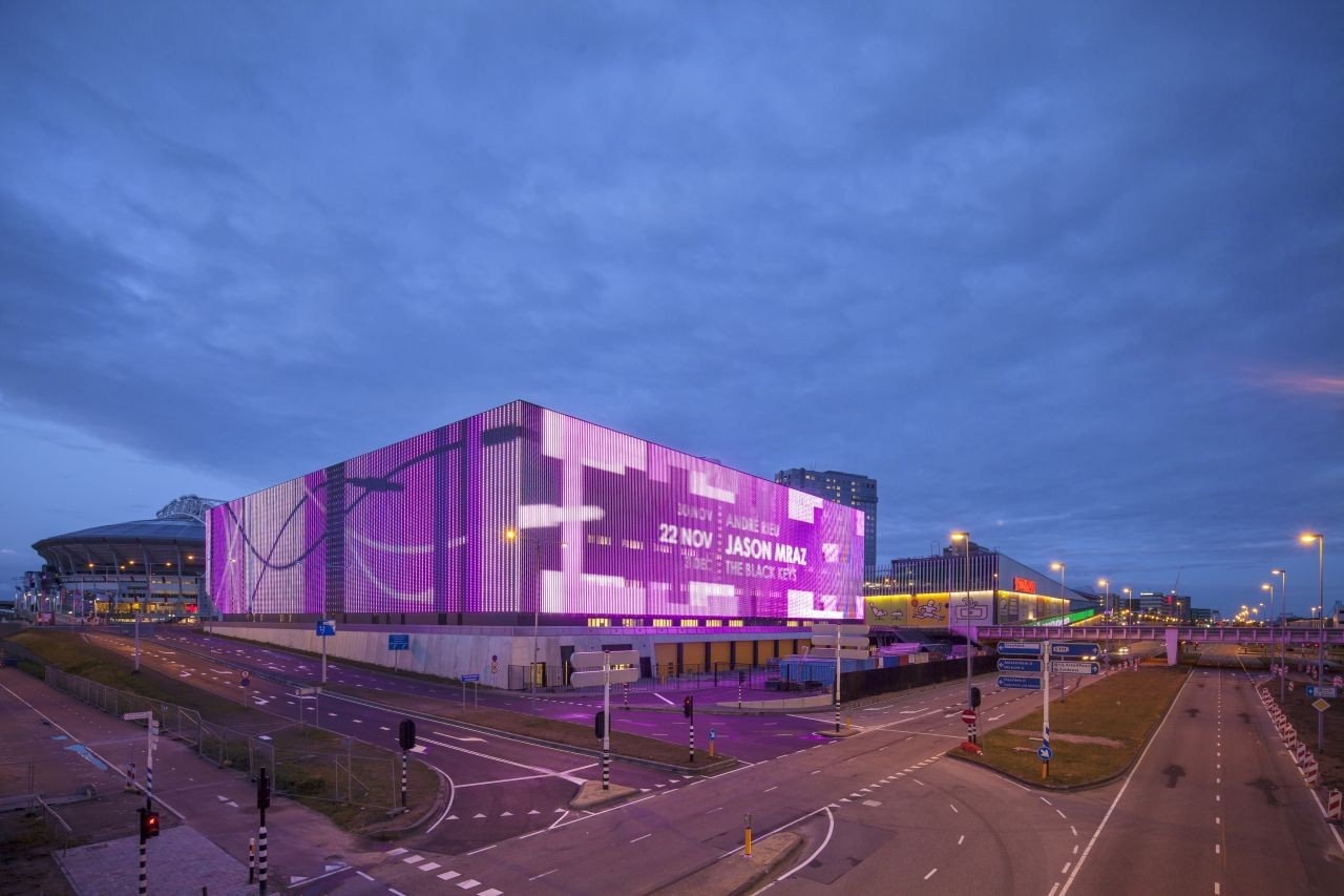 Gallery of Ziggo Dome / Benthem Crouwel Architects - 7