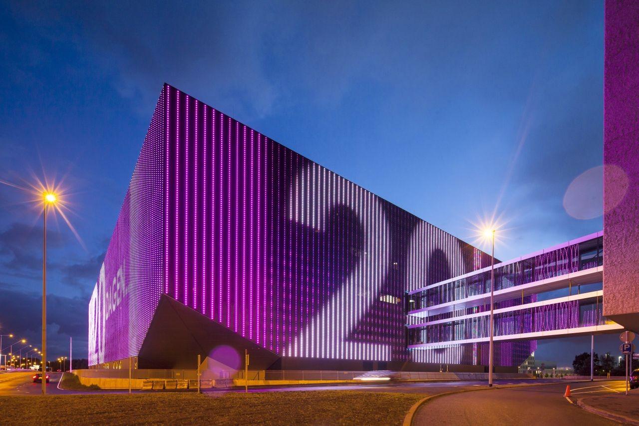 Ziggo Dome / Benthem Crouwel Architects | ArchDaily