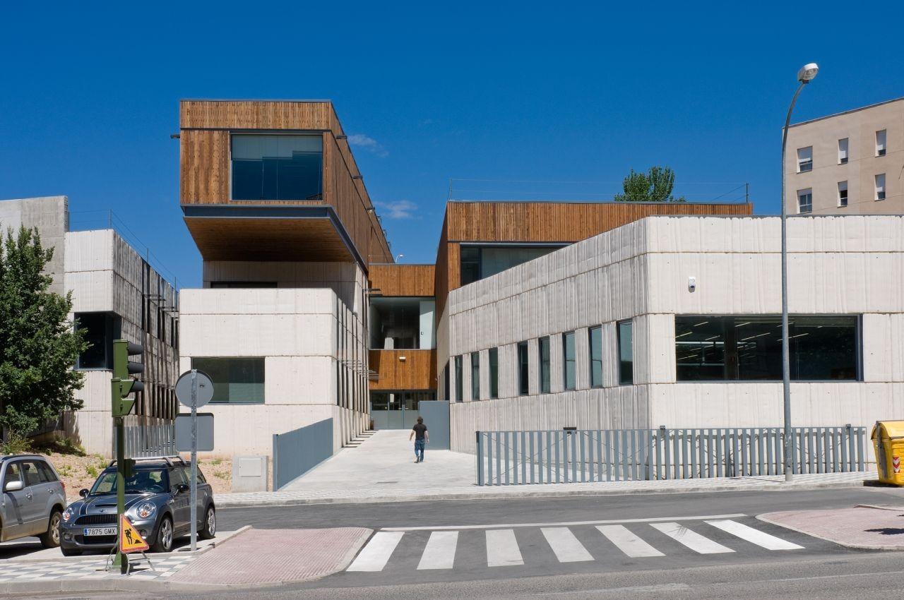 Sede Geacam / dra arquitectos, © Miguel Souto
