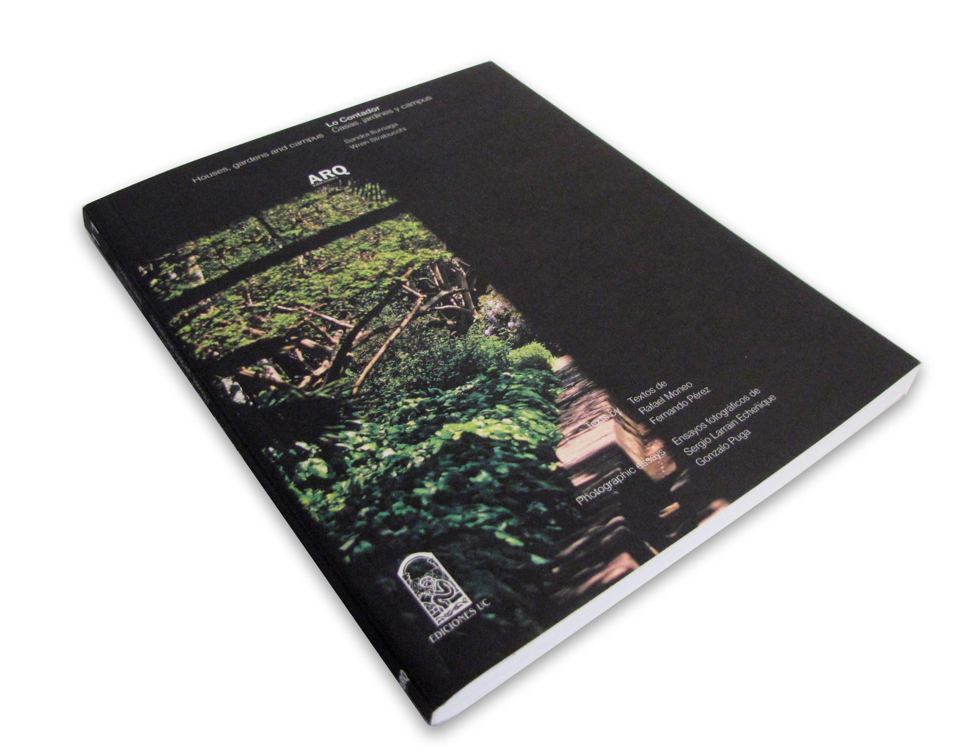 Lo Contador: Casas, Jardines y Campus / ARQ