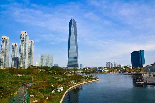 Songdo, South Korea © elTrekero