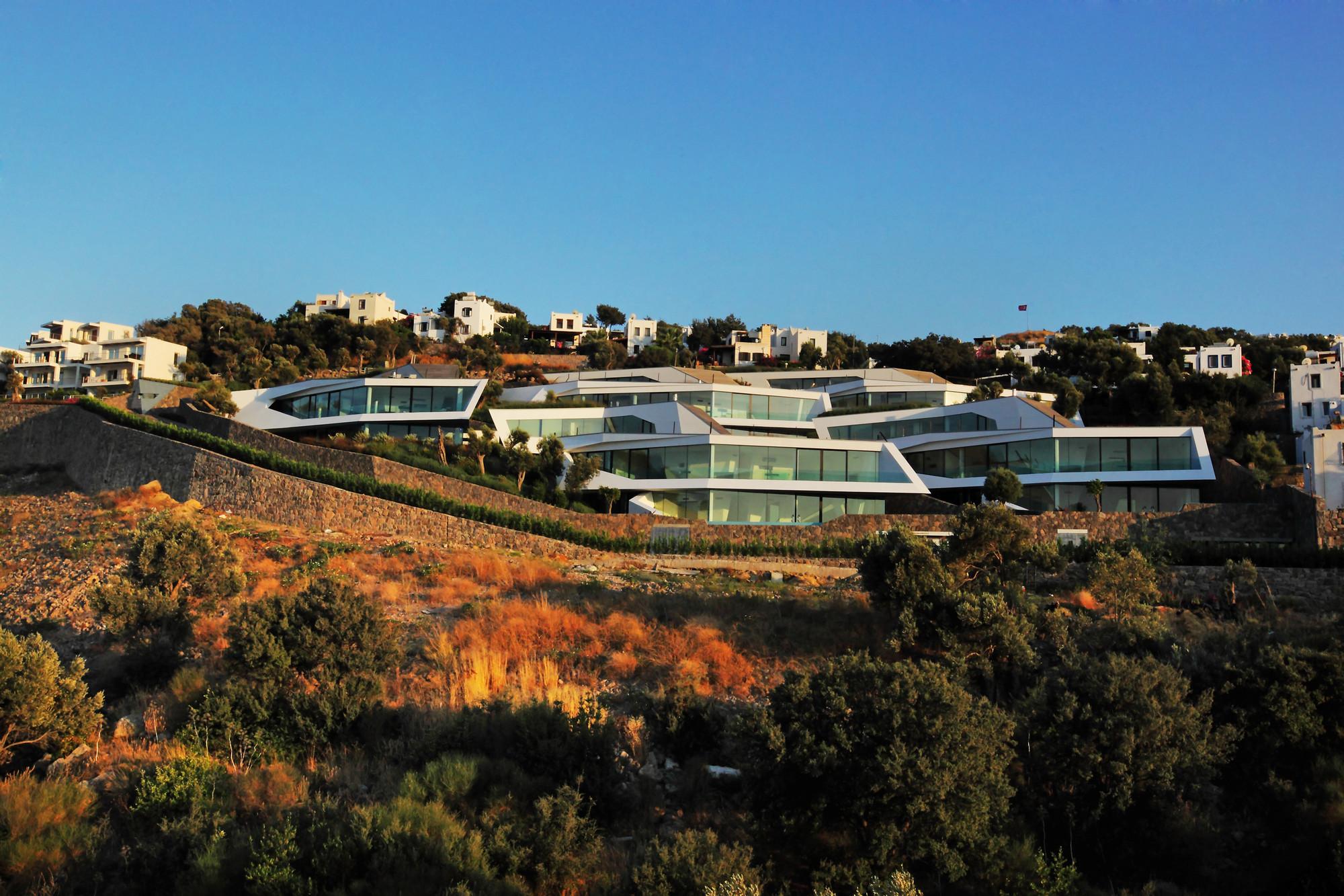 Hebil 157 Houses / Aytac Architects, Courtesy of Aytac Architects