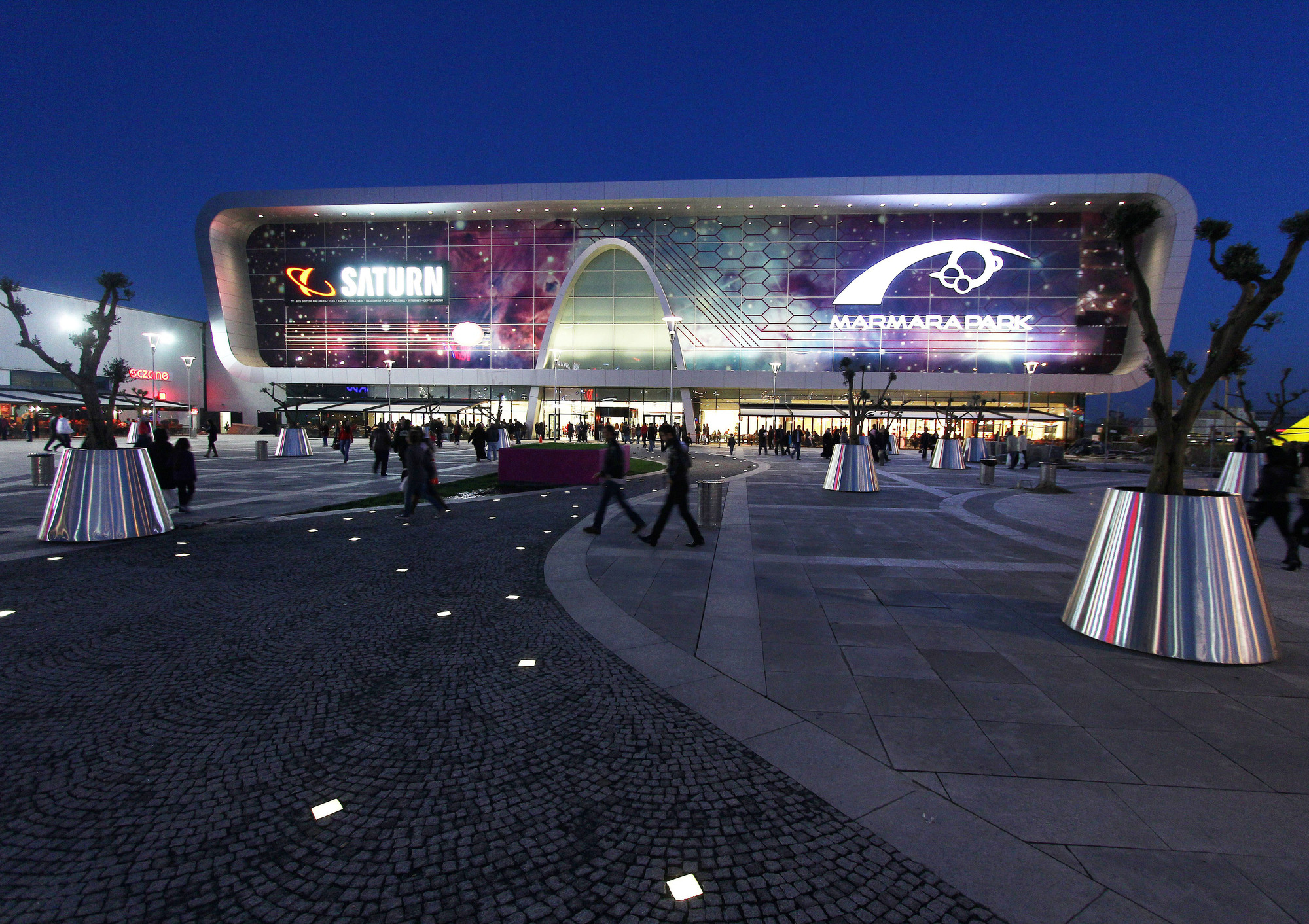 MIPIM Awards Winners 2013, Best Shopping Center Award: Marmara Park by ECE Projektmanagement