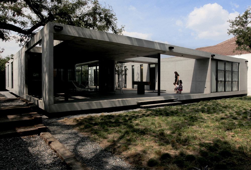 Casa 2G / S-AR stación-ARquitectura , © Ana Cecilia Garza Villarreal