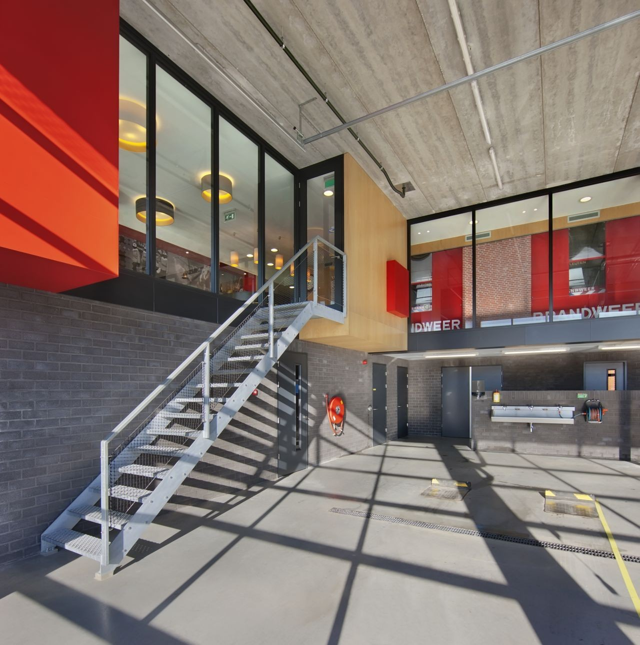 gallery of fire station van rooijen nourbakhsh architecten 4 fire station cornbread works