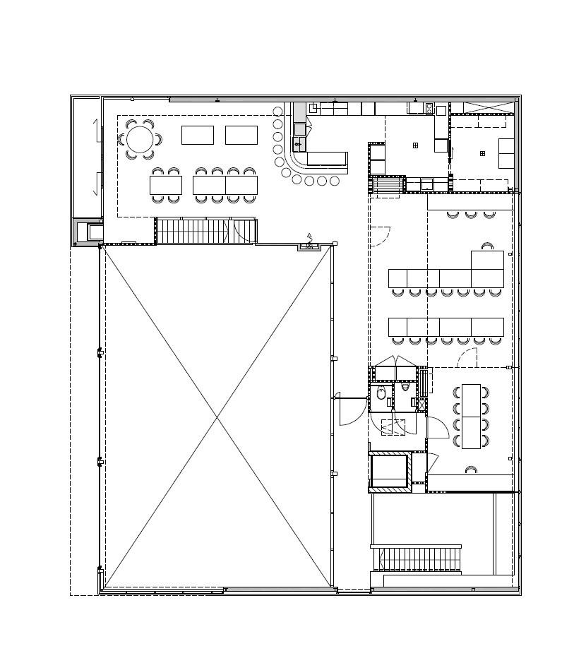 Gallery of fire station van rooijen nourbakhsh architecten 8 for Fire station floor plans design