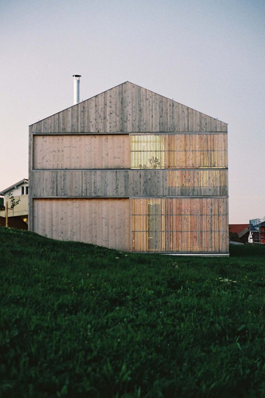 Courtesy of becker architekten