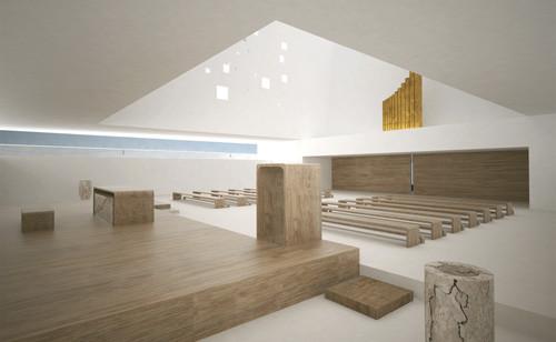 Premio Europeo de Arquitectura Sagrada 2013