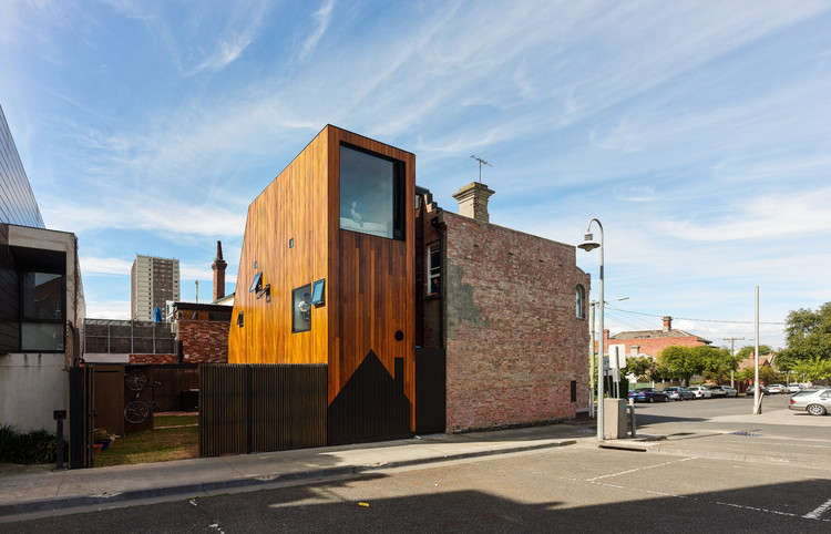 House House / Andrew Maynard Architects, © Peter Bennetts