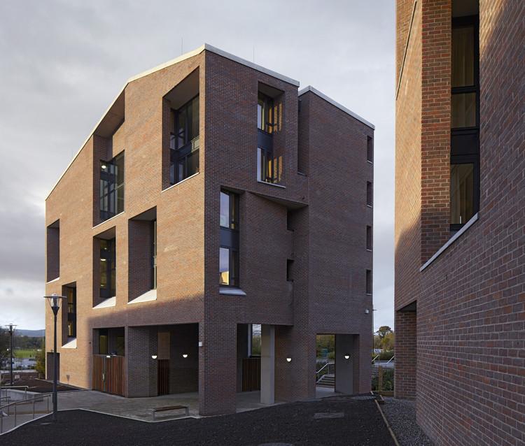 Escuela de Medicina de la Universidad de Limerick / Grafton Architects, ©  Dennis Gilbert
