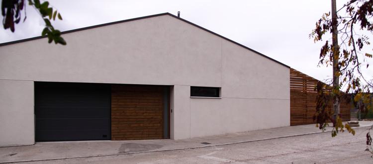 Casa DE / Gaztelu Jerez Arquitectos, © Koldo Fernández Gaztelu