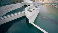 Estación de Energía Hidroeléctrica / becker architekten