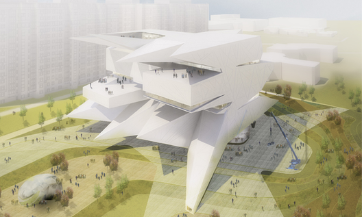 finalista / Cortesía de Leeser Architecture y ABD Architects