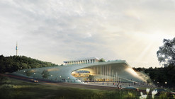 Performing Arts Studio of the National Theatre of Korea Second Prize Winning Proposal / Archiplan