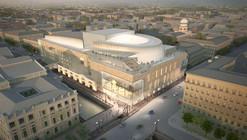 Russia's Historic Mariinsky Theatre to Celebrate Grand Opening of Mariinsky II