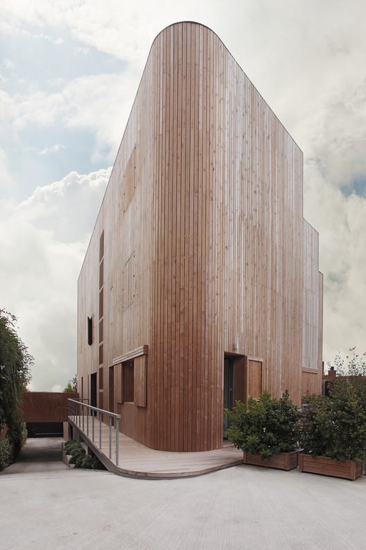 Casa en Pedralbes / BCarquitectos, © Julio Cunill