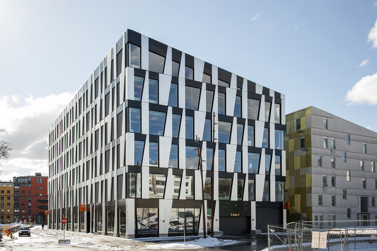 Spikerverket / MAD arkitekter, © Jiri Havran