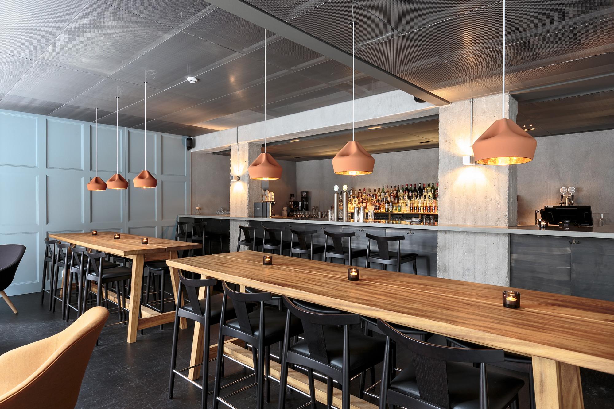 Gallery Of Restaurant Farang Futudesign 7