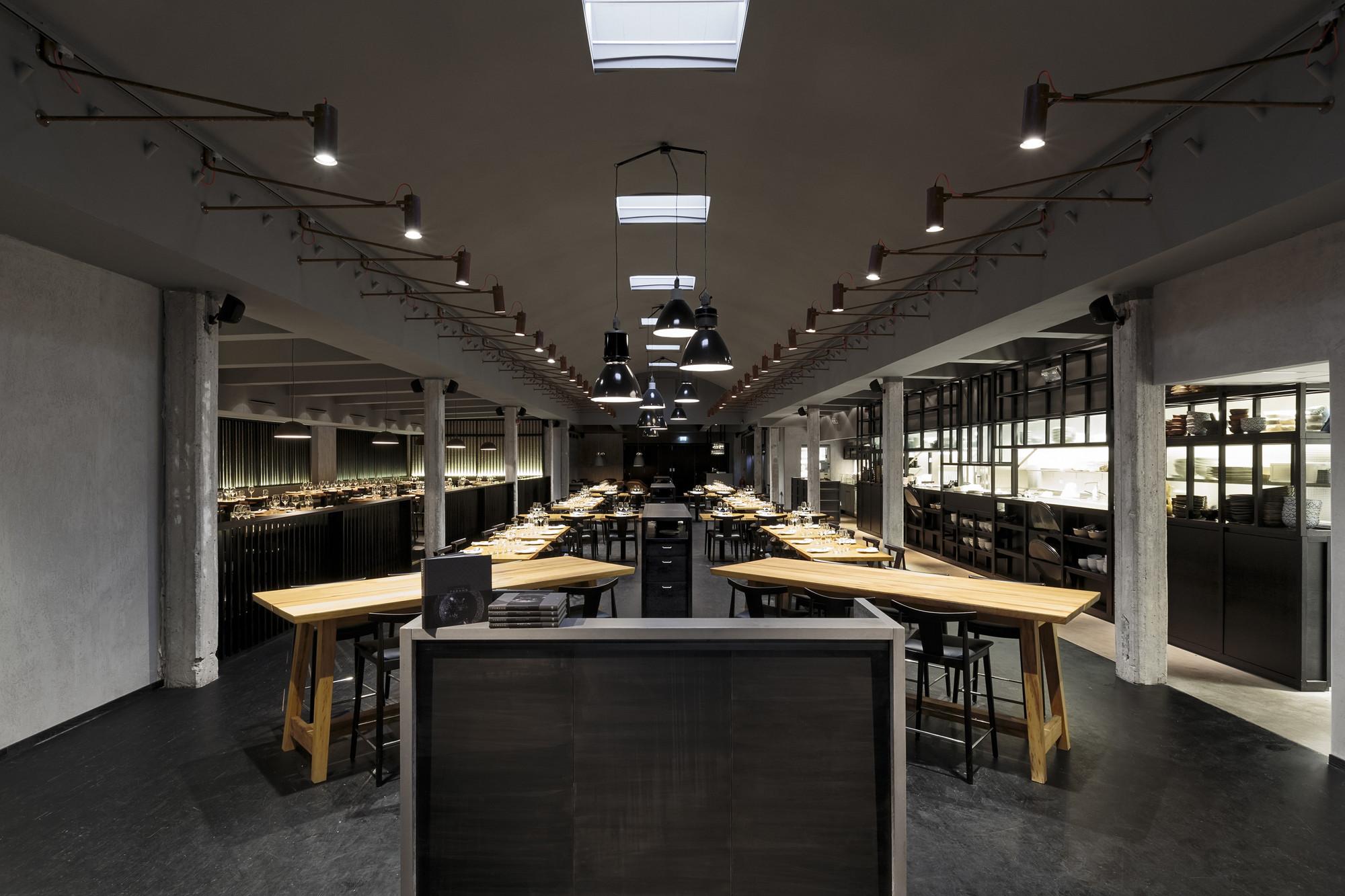 Restaurant Farang Futudesign Archdaily