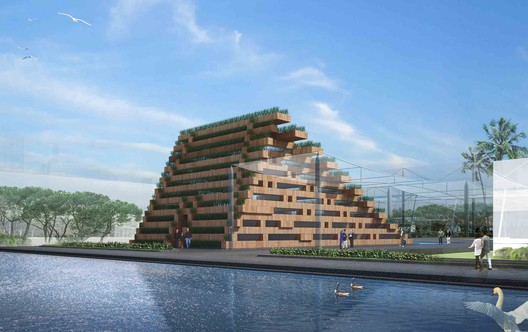 Courtesy of H&P Architects