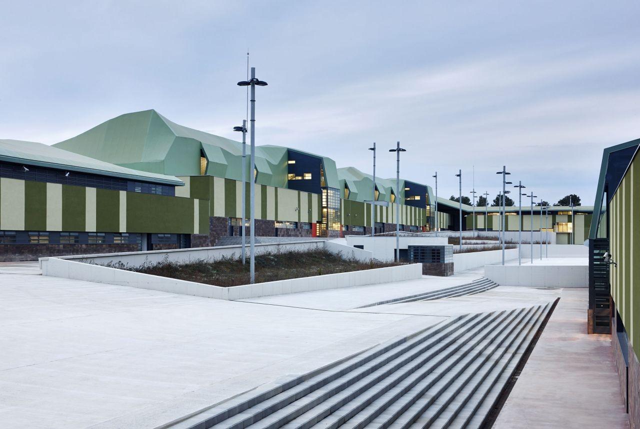 Mas d'Enric Penitentiary / AiB estudi d'arquitectes + Estudi PSP Arquitectura, © Jose Hevia