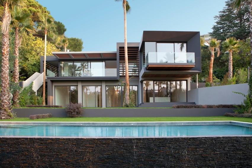Villa C / Studio Guilhem , © Olivier Amsellem