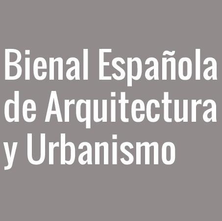Se abrió la Convocatoria para la Bienal Española de Arquitectura y Urbanismo