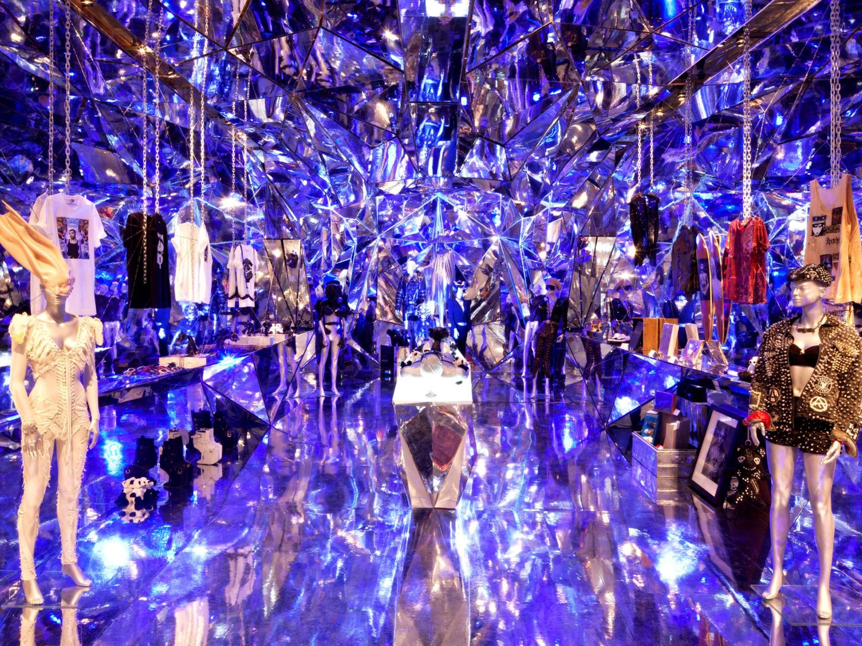 Nicola Formichetti New York Store / Gage Clemenceau Architects