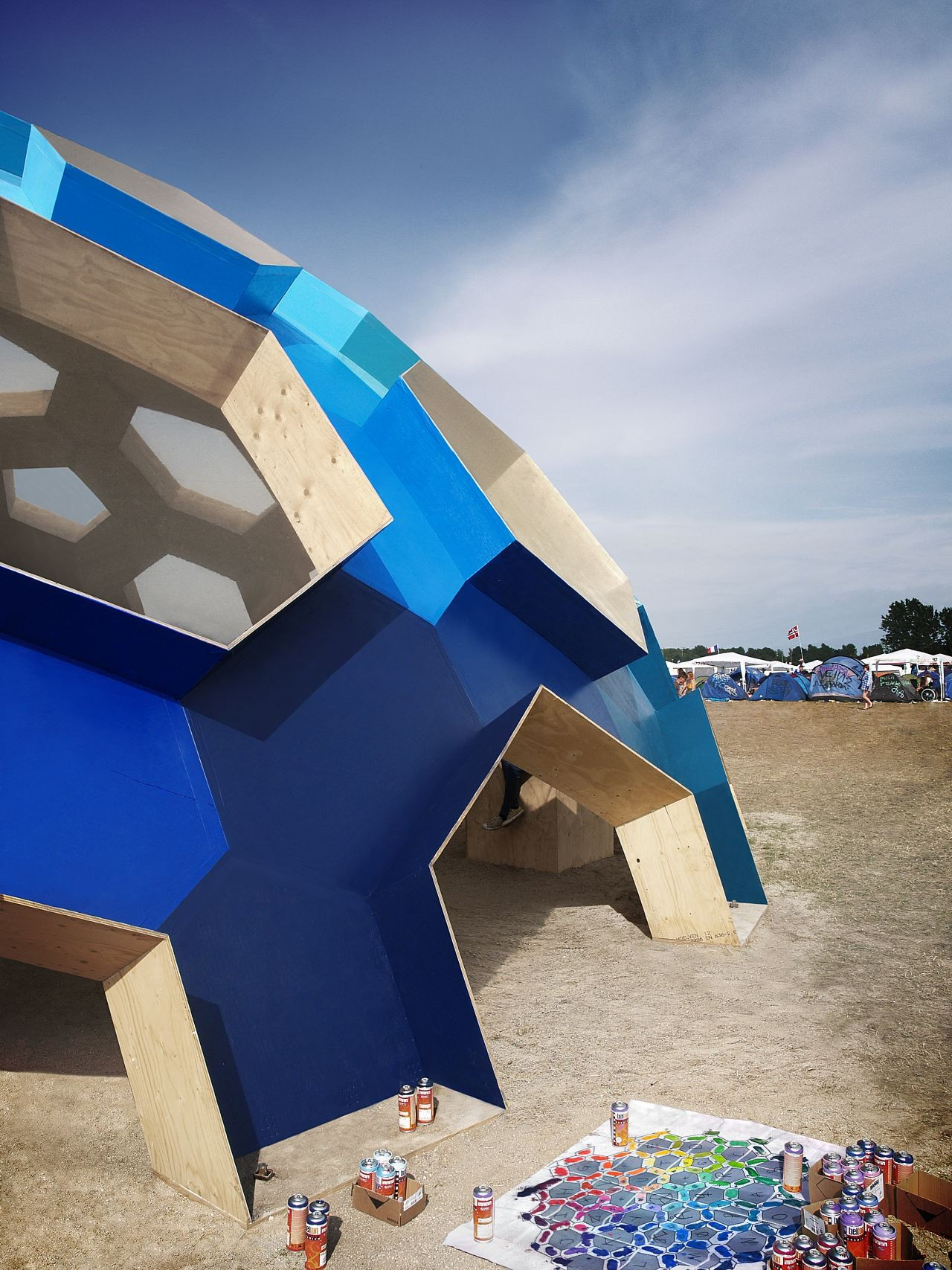 Gallery of Roskilde Dome 2012 Kristoffer