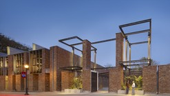 Lafayette College Arts Plaza / Spillman Farmer Architects